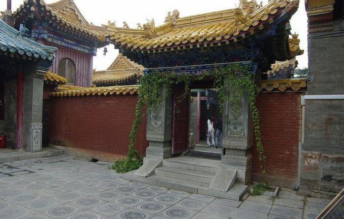 五台山 (中国)の画像 p1_33