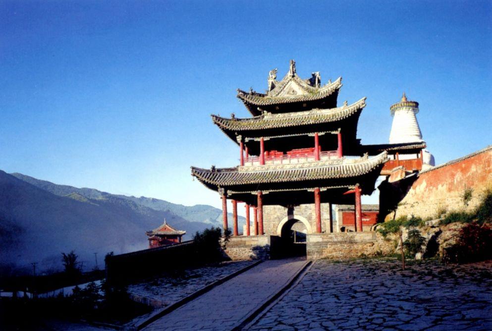 五台山 (中国)の画像 p1_8