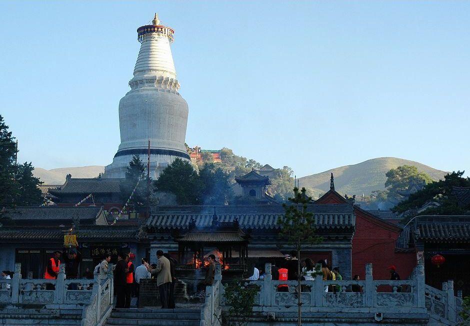 五台山 (中国)の画像 p1_4
