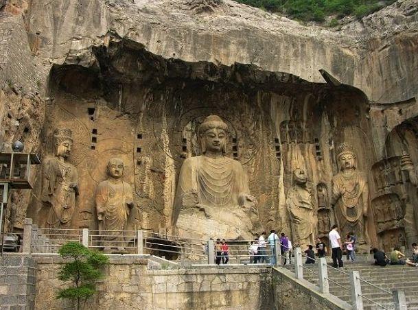 龍門石窟の画像 p1_8