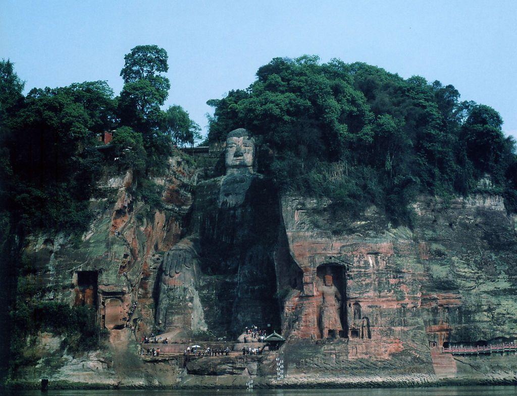 楽山大仏の画像 p1_2