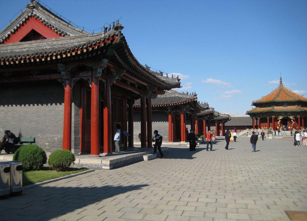 瀋陽故宮の画像 p1_23