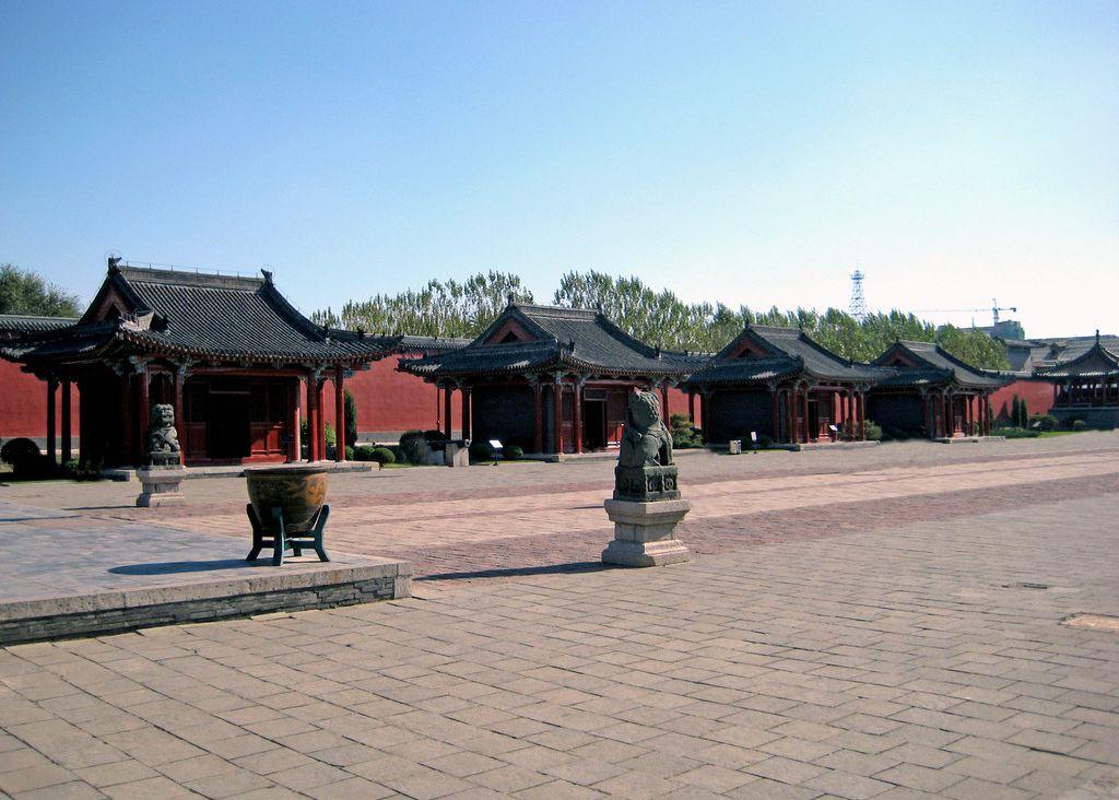瀋陽故宮の画像 p1_20