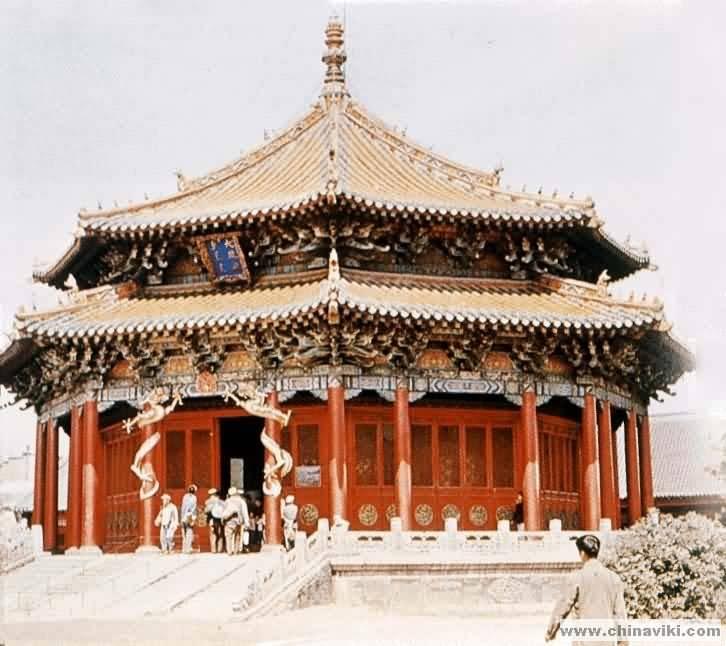 瀋陽故宮の画像 p1_10